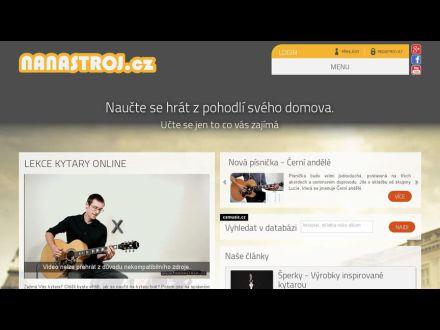 www.nanastroj.cz