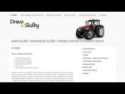 www.drevoasluzby.sk