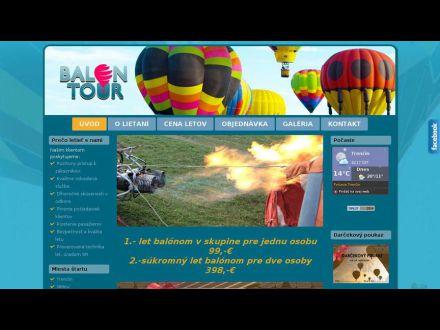 www.balontour.sk