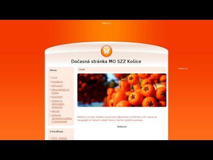 www.szzke.estranky.sk