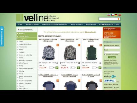 www.velline.sk