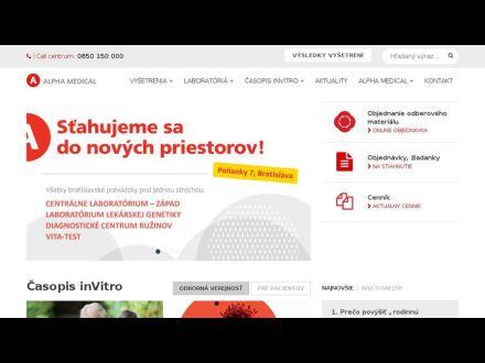 www.alpha.sk