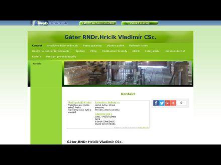 www.gaterhricik.weblahko.sk