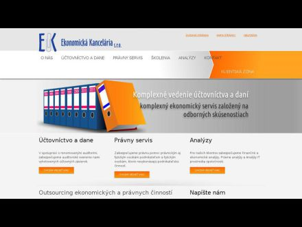www.ekonomickakancelaria.sk