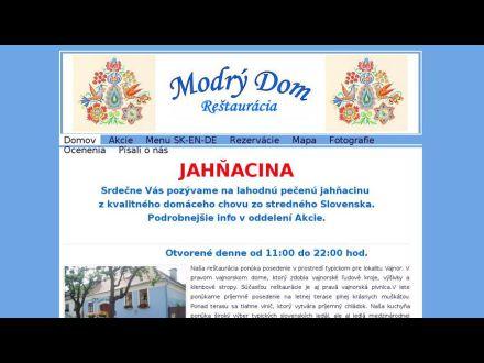 www.modrydom.sk