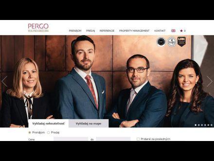 www.pergo.sk