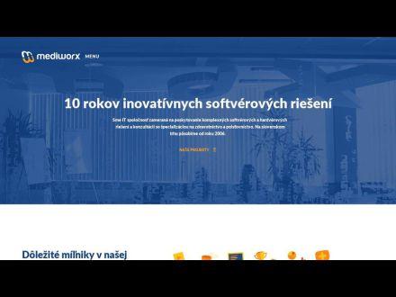 www.mediworx.sk