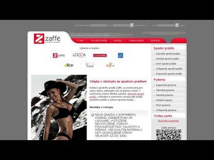 www.zaffe.cz