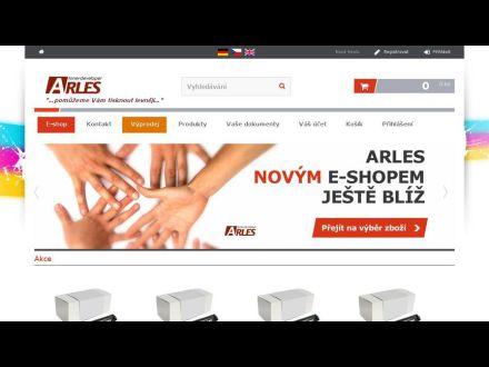 www.arles.cz