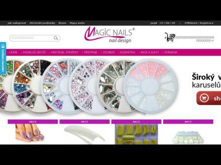 www.magicnails.cz