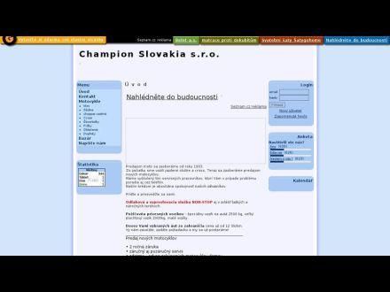 www.championslovakia.nazory.eu