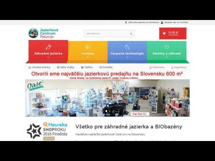 www.zahradnejazierka.sk