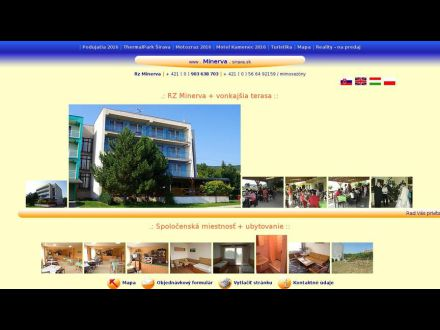 www.minerva.sirava.sk