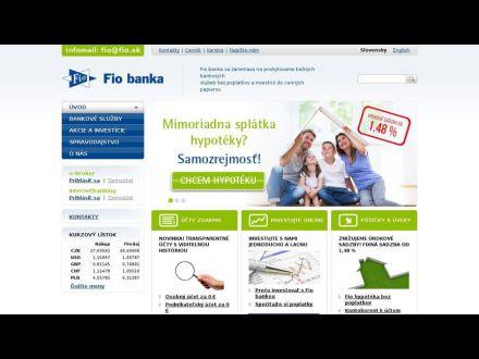 www.fio.sk