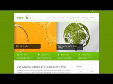 www.envitime.sk
