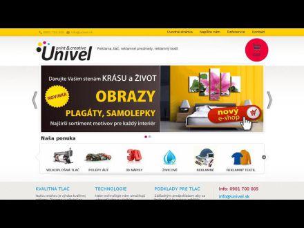 www.univel.sk