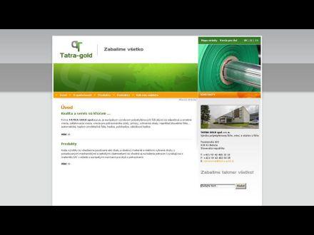 www.tatra-gold.sk