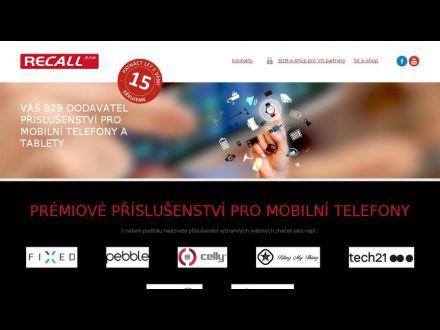 www.recall.cz
