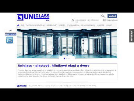 www.uniglass.sk