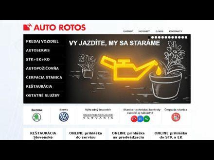 www.auto-rotos.sk