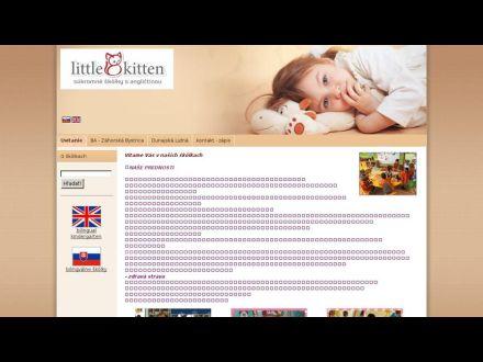 www.littlekitten.sk
