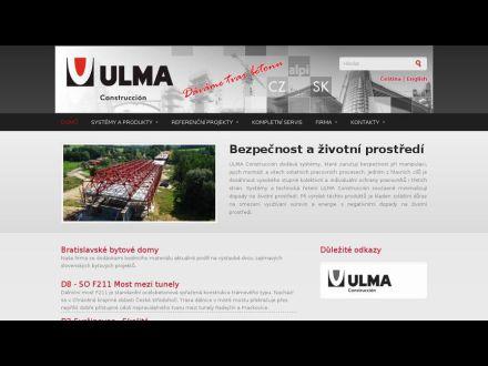 www.ulma.sk
