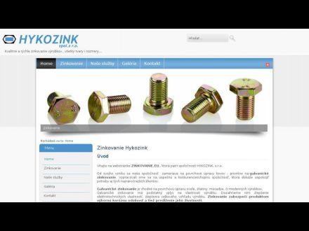 www.hykozink.sk