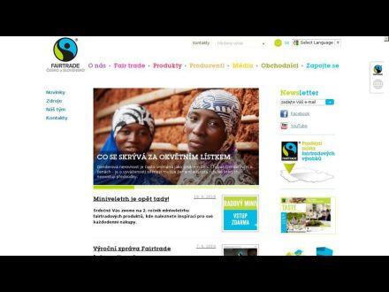 www.fairtrade-slovensko.sk