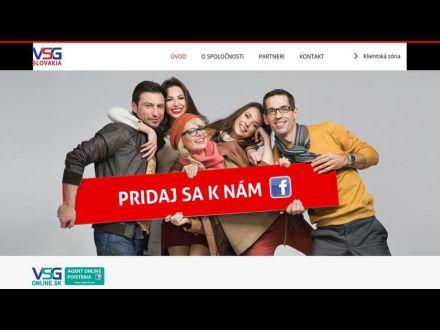 www.vsg-slovakia.sk