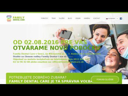 www.familydentalcare.sk