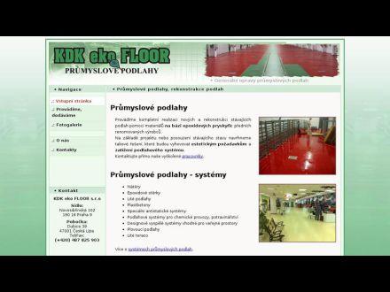 www.kdkekofloor.cz