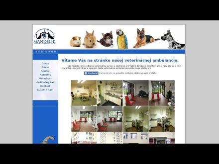 www.veterinar-jazero.sk