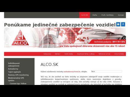www.autoalarmy-trencin.sk