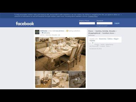 www.facebook.com/arthomeinterior