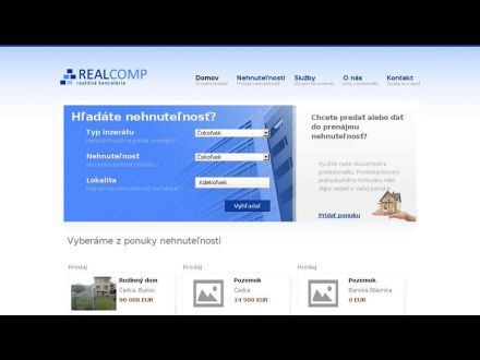 www.realcomp.sk