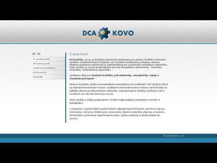 www.dcakovo.sk
