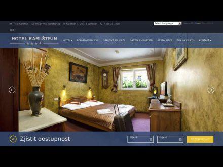 www.hotel-karlstejn.cz