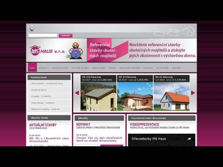 www.ms-haus.cz