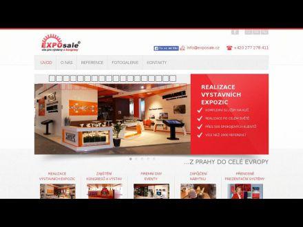 www.exposale.cz