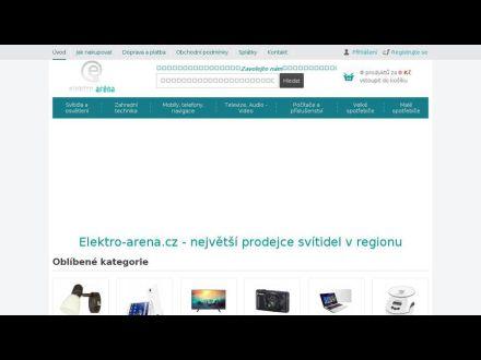 www.elektroarena.cz
