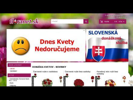 www.floranet.sk