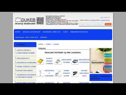 www.dukeb.sk