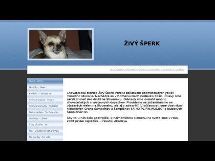 www.zivysperk.wbl.sk