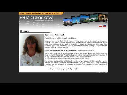 www.przewodnikpobratyslawie.sk