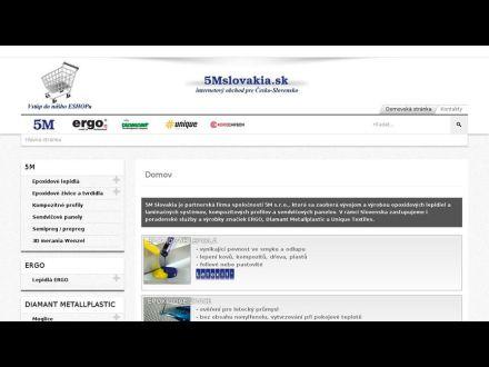 www.5mslovakia.sk