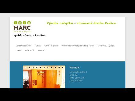 www.marc.sk