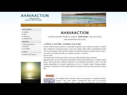 www.ahavaaction.cz