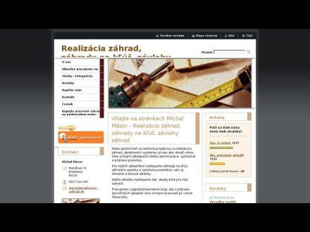 www.realizacia-zahrad.webnode.sk