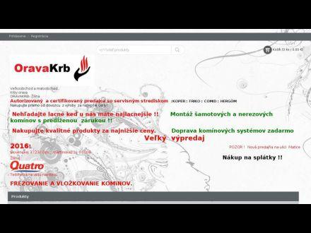 www.oravakrb.sk