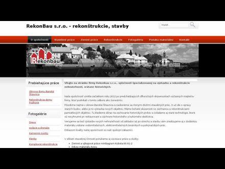 www.rekonbau.sk
